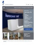 Newsletter Service plus Cloison Hanover Re