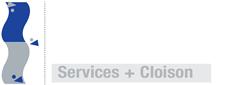 Services + Cloison